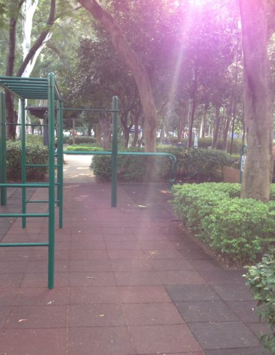 My gym in Hong Kong Victoria Park